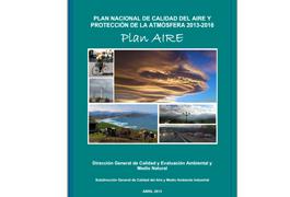 Plan Nacional de Calidad Del Aire 2013-2016 (Plan Aire)