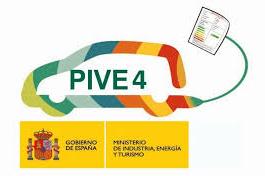 Plan PIVE 4, Programa de Incentivos al Vehículo Eficiente
