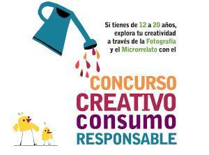 Concurso juvenil de microrrelato y fotografía para concienciar sobre el consumo responsable