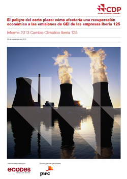 Iberia 125 Climate Change Report 2013