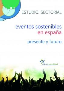 """Estudio """"Eventos Sostenibles en España, presente y futuro"""""""