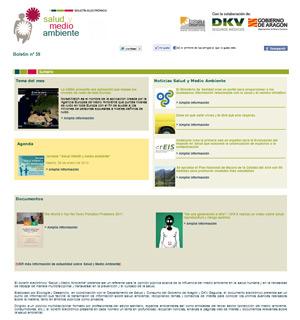 Boletín Salud y Medio Ambiente