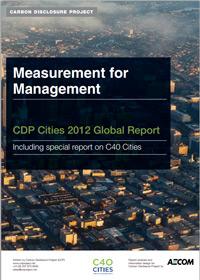 CDP Cities