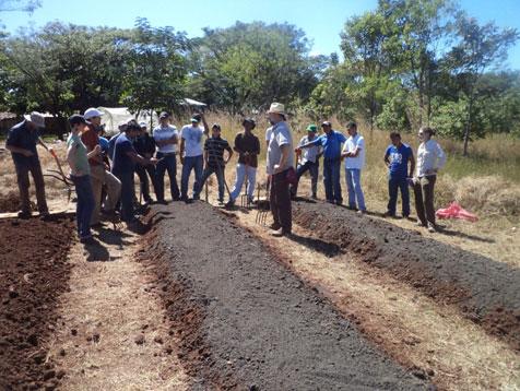 Fortalecimiento del sector productivo y de las capacidades laborales e institucionales del municipio de Achuapa