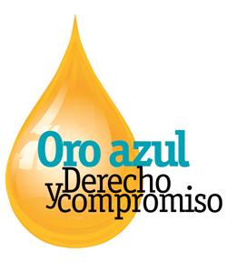 ORO AZUL. Derecho y compromiso.