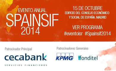 Evento anual de Spainsif del 2014